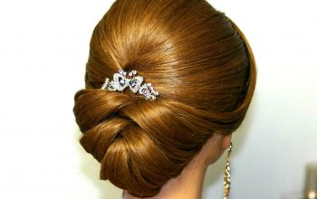 Countdown to Cute: 30 Second Hair Style for the New Year